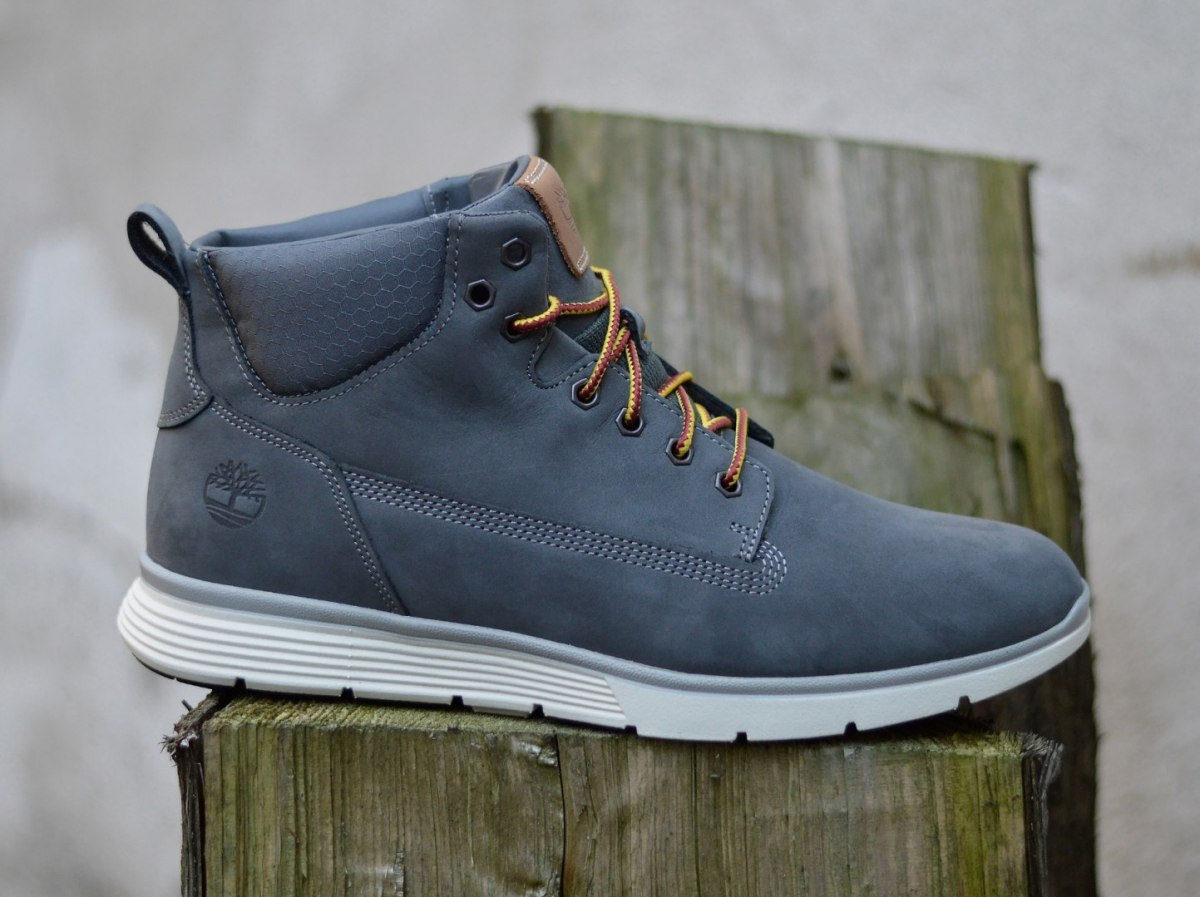Details about Timberland Killington Chukka A1HQH Leather HikingWinter Boots
